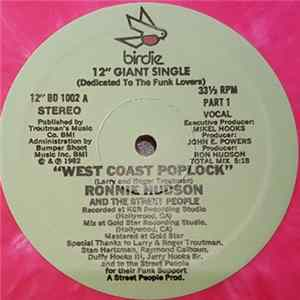 Ronnie Hudson & The Street People - West Coast Poplock MP3