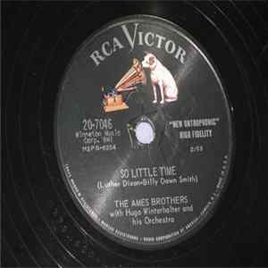 The Ames Brothers With Hugo Winterhalter And His Orch. - Melodie D'Amour MP3