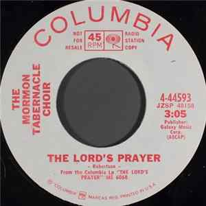 The Mormon Tabernacle Choir - The Lord's Prayer MP3