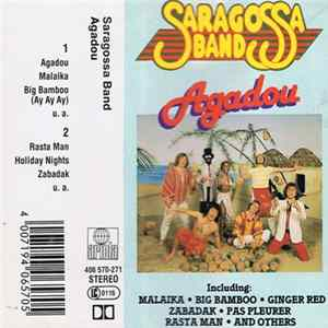 Saragossa Band - Agadou MP3