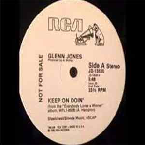 Glenn Jones - Keep On Doin' MP3