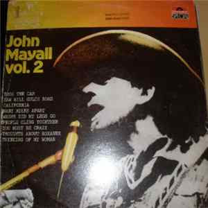 John Mayall - John Mayall Vol. 2 MP3
