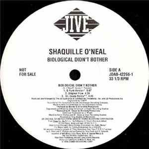 Shaquille O'Neal - Biological Didn't Bother MP3