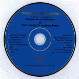 Mission Of Burma - The Definitive Editions - Advance CD MP3