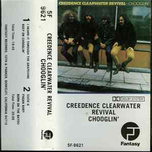 Creedence Clearwater Revival - Chooglin´ MP3