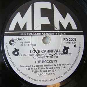 The Rockets - Love Carnival / Africa Gold MP3