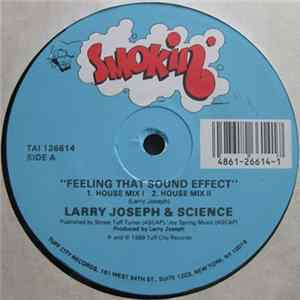 Larry Joseph & Science - Feeling That Sound Effect MP3